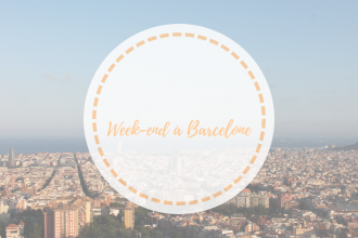 un week-end à barcelone lavienmots